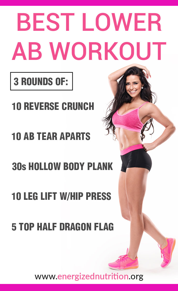 The 5 Best Lower Ab Exercises
